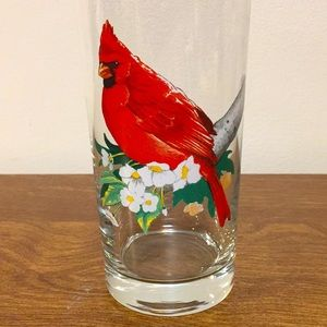 """Cardinal glass 5 1/2"""" high excellent condition"""